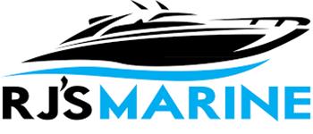RJ's Marine Logo in Chelan WA